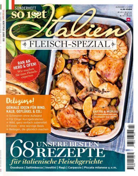 So is(s)t Italien SPEZIAL Fleisch