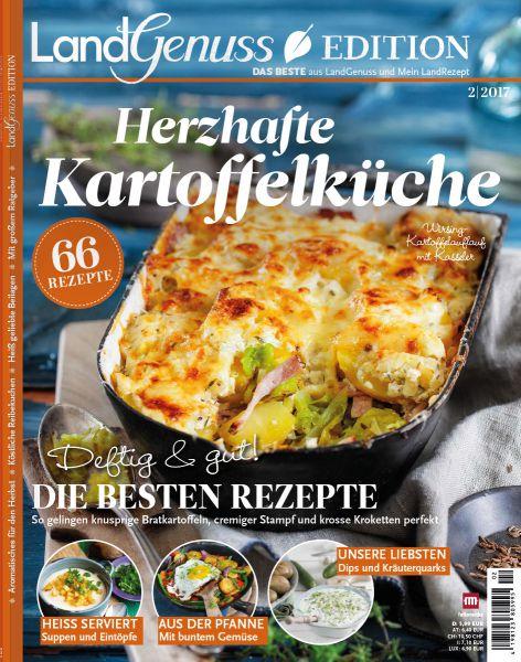 LandGenuss Edition: Herzhafte Kartoffelküche 02/2017