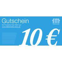 10 Euro-Gutschein