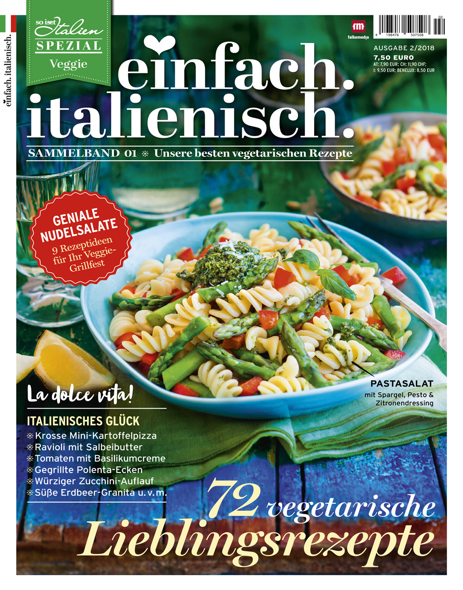 So is(s)t Italien SPEZIAL Veggie 02/2018