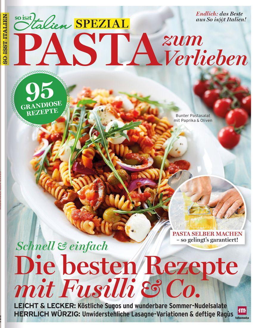 So is(s)t Italien Pasta 01/2016