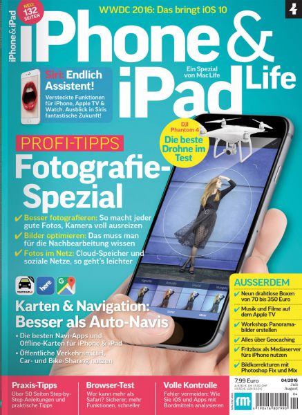 iPhone & iPad Life 04/2016