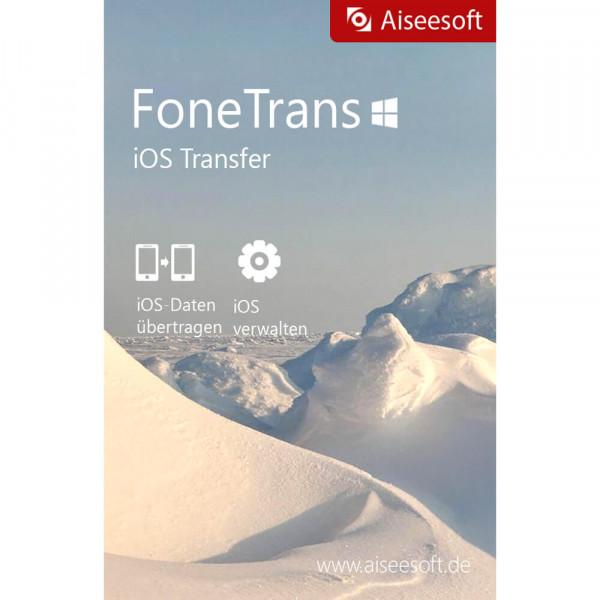 FoneTrans iOS Transfer