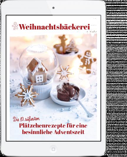 Mein ZauberTopf - E-Book Weihnachtsplätzchen mit dem Thermomix®