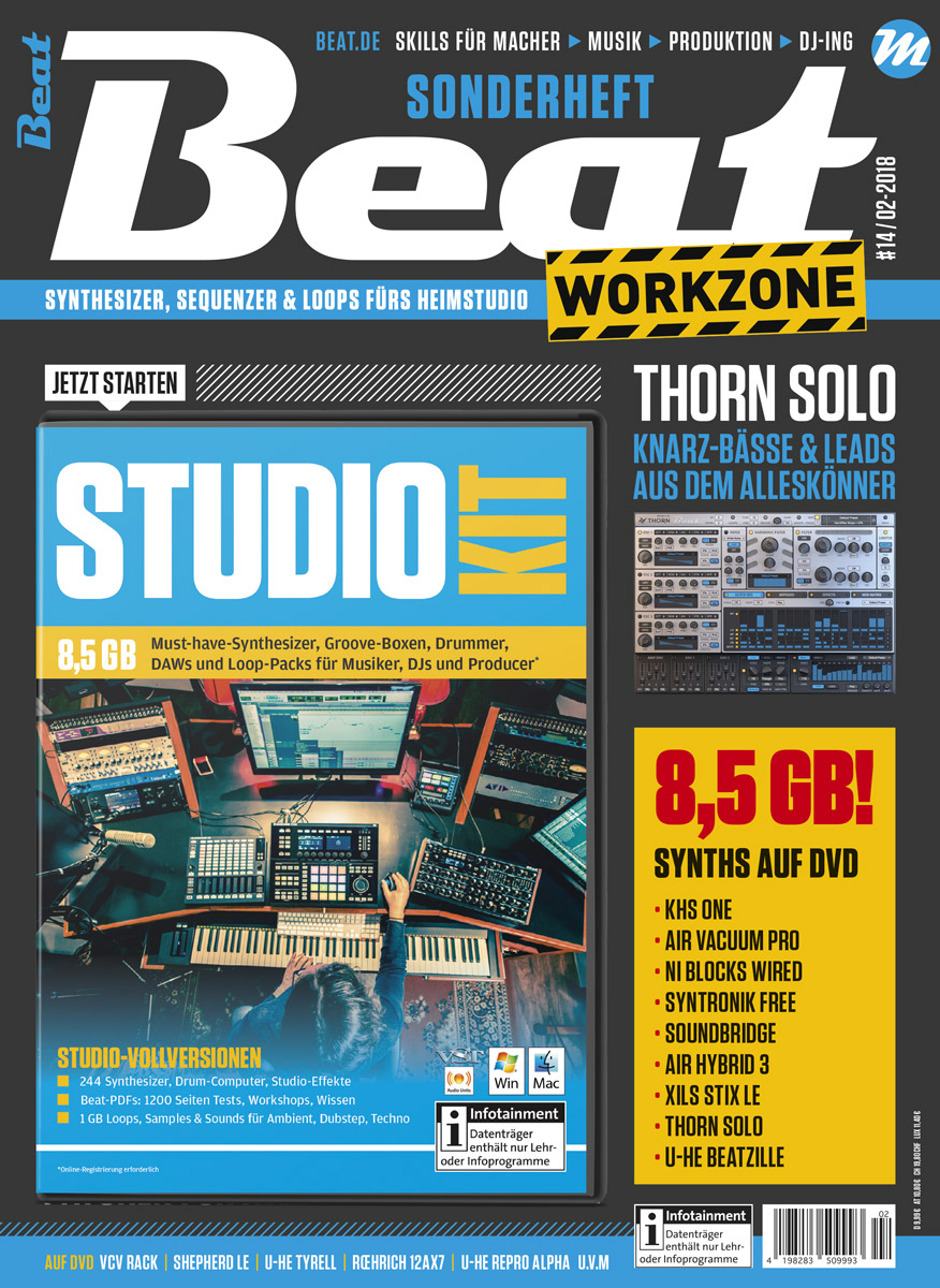 Beat Workzone 02/2018