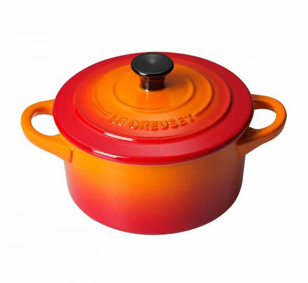 Le Creuset Rot