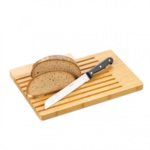 Brotschneidbrett & Brotmesser