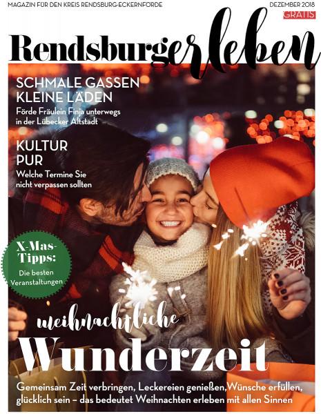 RENDSBURGerleben - Dezember 2018