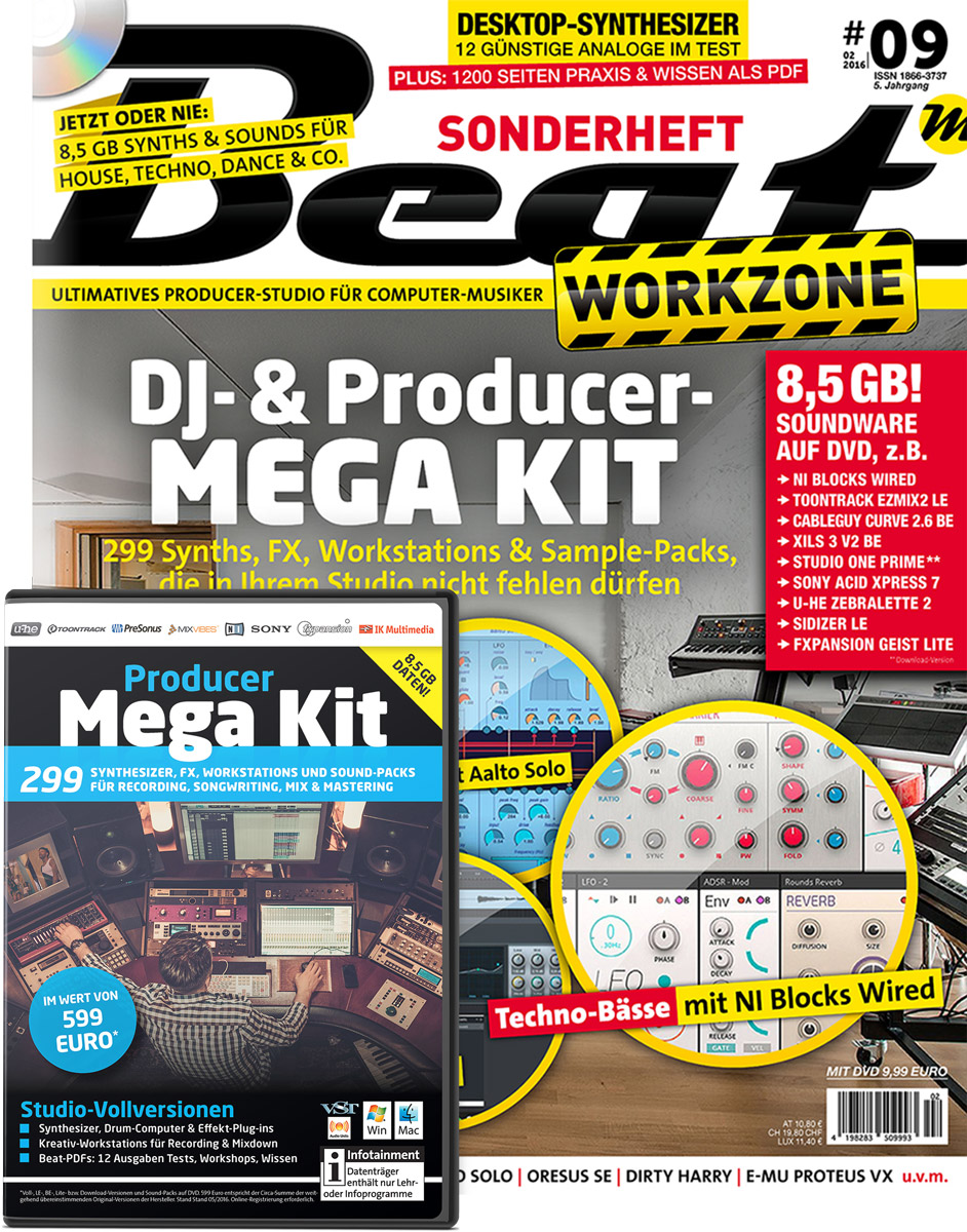 Beat Workzone 02/2016
