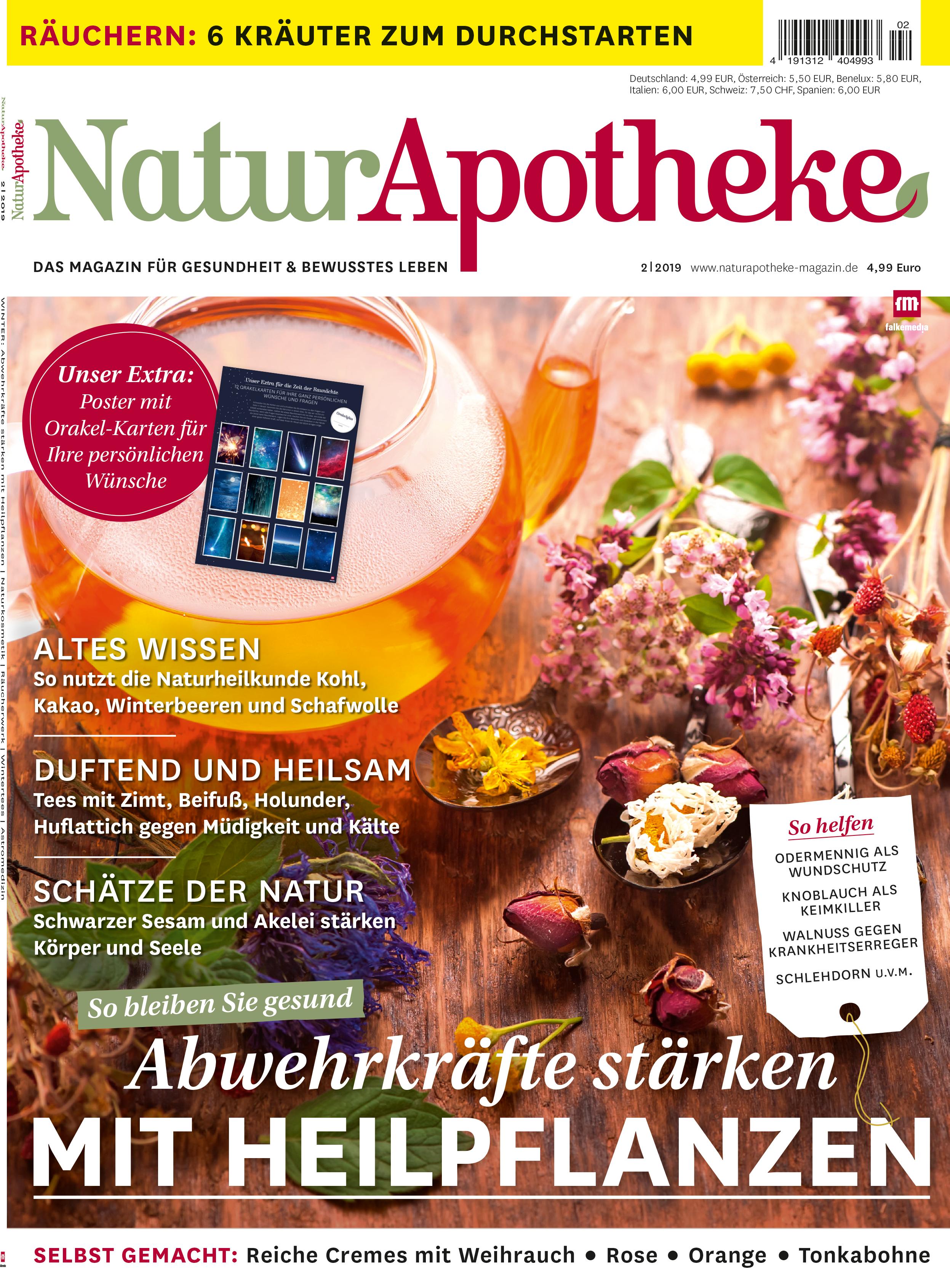 NaturApotheke 02/2019