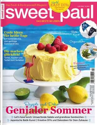 sweet paul 02 2015 a jetzt bei falkemedia kaufen falkemedia media with passion