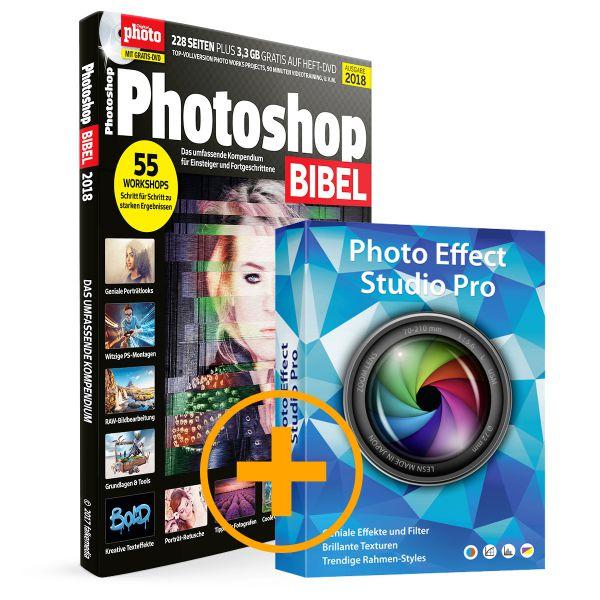 PhotoEffect Studio Pro & PhotoshopBIBEL