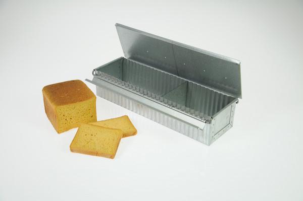 Toastbrotform mit Deckel