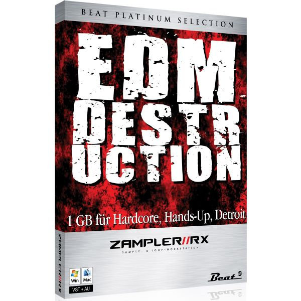 EDM DESTRUCTION