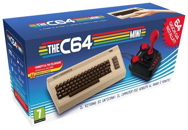 Retro Konsole C64 mini
