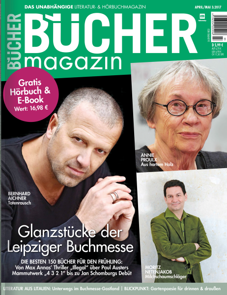 BÜCHER 03/2017