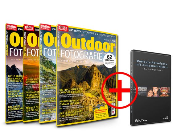 Outdoor Fotografie Bundle