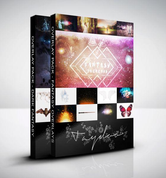 Big Fantasy Pack – 573 Overlays