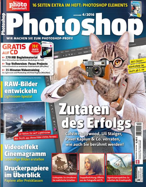 DigitalPHOTO Photoshop 04/2016