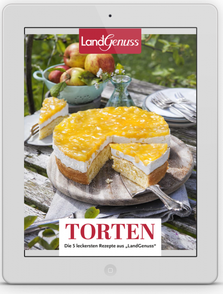 LandGenuss Tortenrezepte