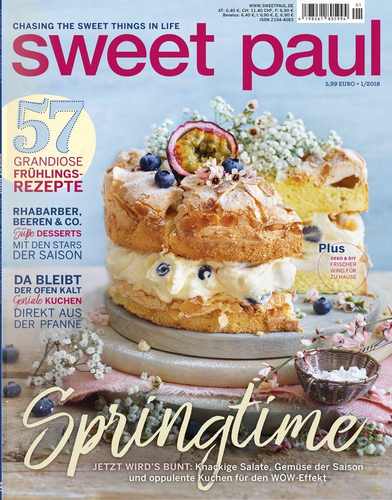 sweet paul 01/2018