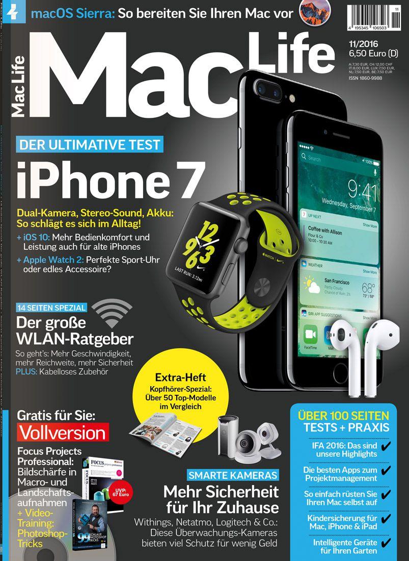 Mac Life 11/2016