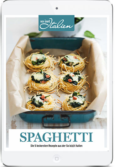 So is(s)t Italien - Spaghetti