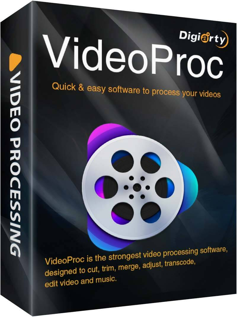 VideoProc 4K