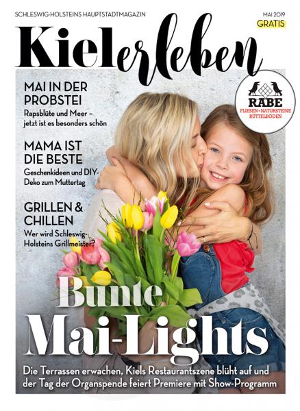KIELerleben 05/2019 Cover 2D