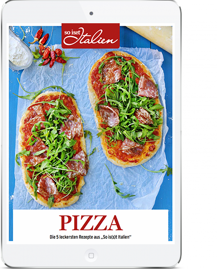 So is(s)t Italien - E-Book - Pizza