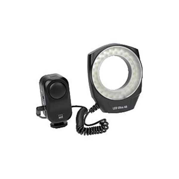 LED Macro Ringlicht Ultra 48