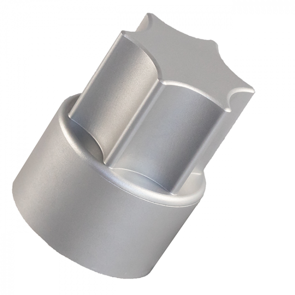 TeigTwister aus Aluminium