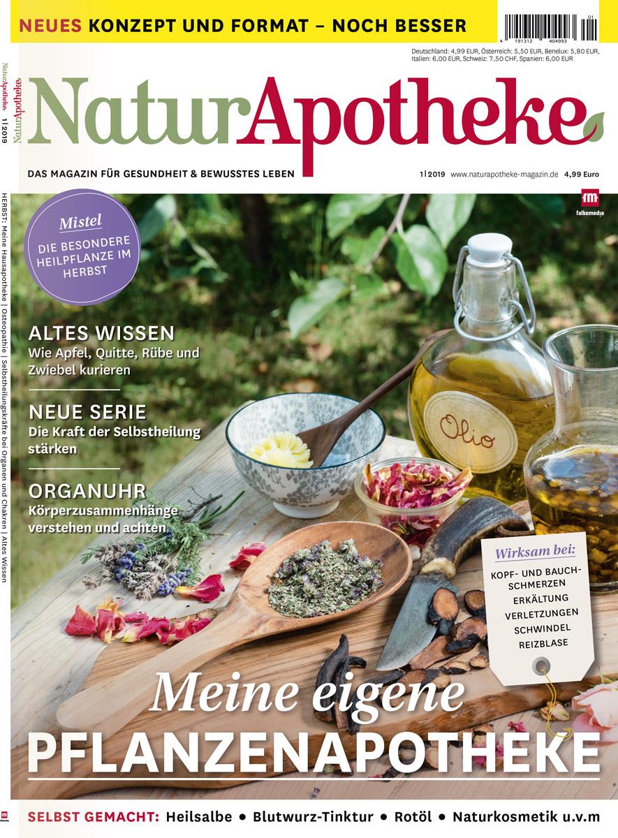NaturApotheke 01/2019