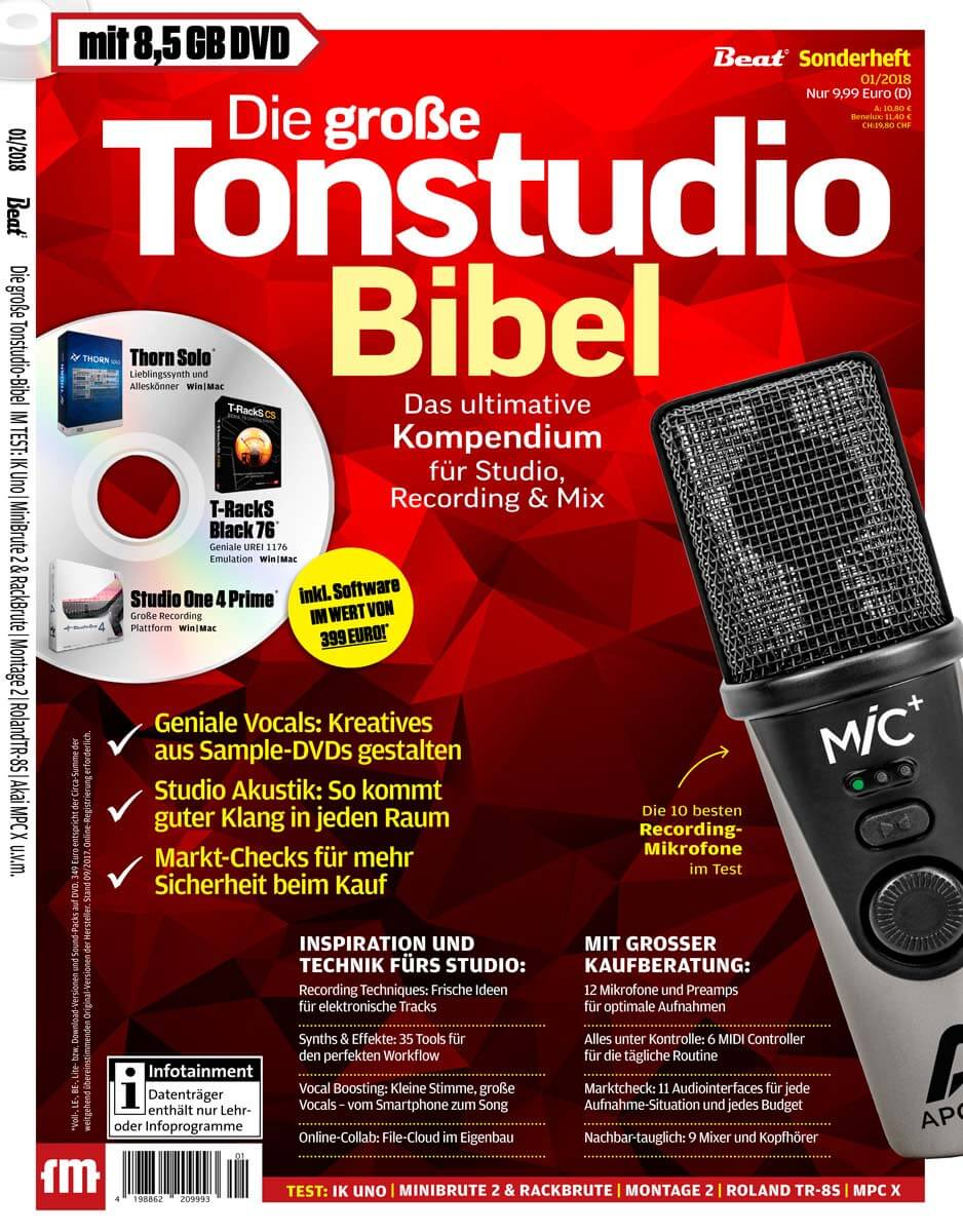 Beat TonstudioBIBEL 01/2018