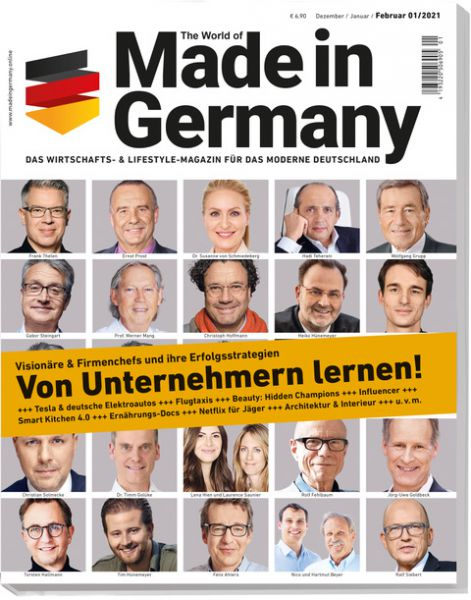 Made in Germany Magazin 01/2021