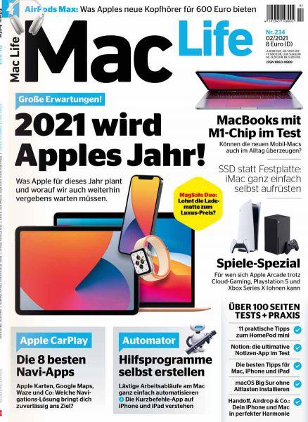Mac Life 02/2021