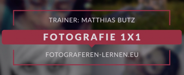 Fotografie 1x1 - 8. Equipment