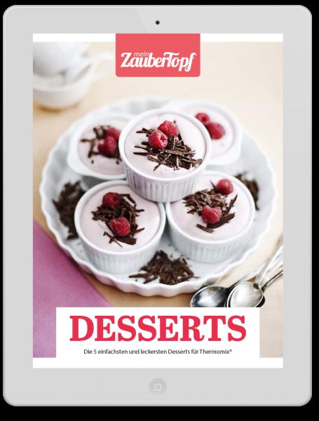 Zaubertopf E-Book Desserts