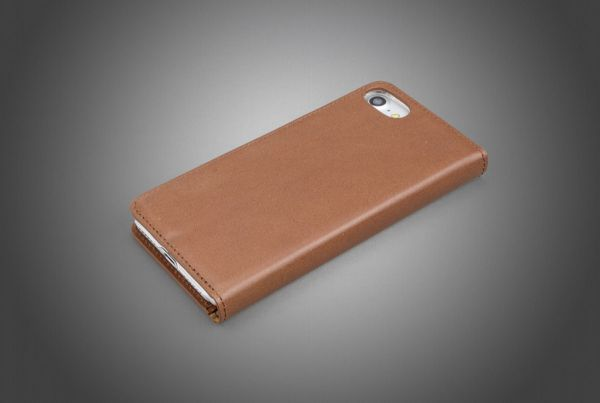CASEual Leather Wallet - Italian Brown