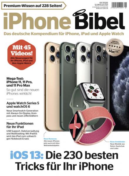 iPhoneBIBEL 01/2020