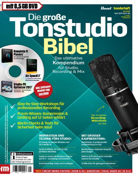 Beat TonstudioBIBEL 01/2017