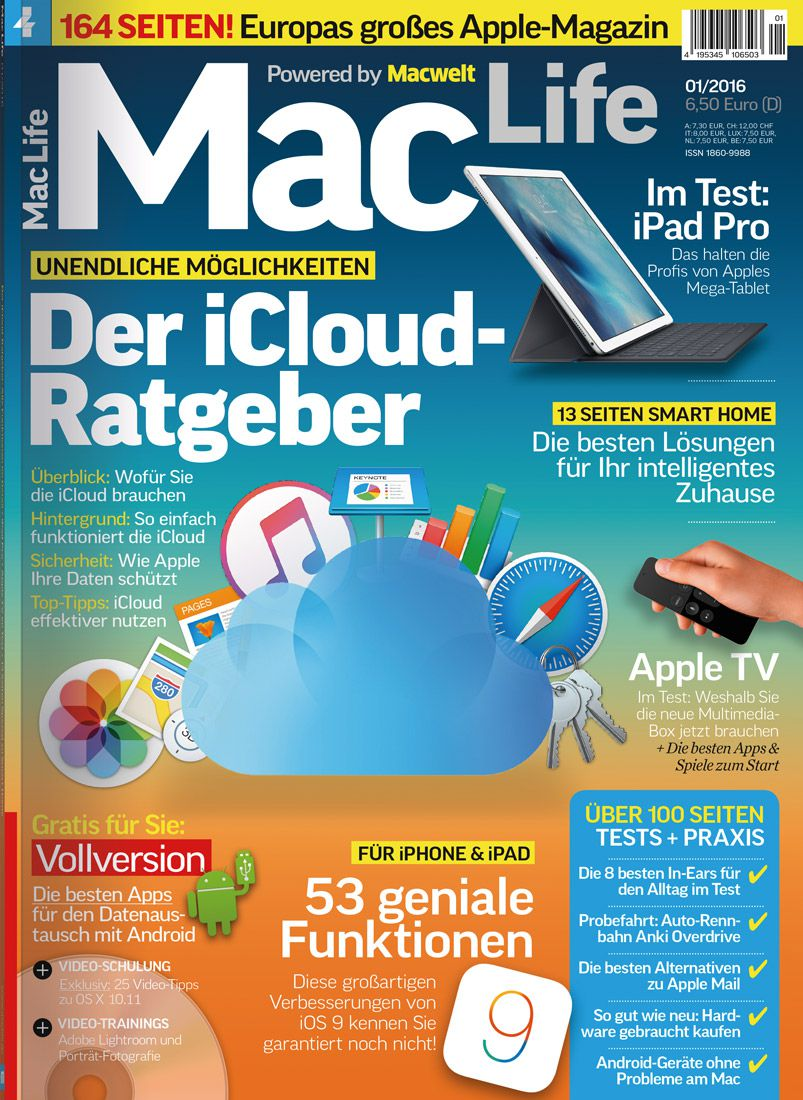 Mac Life 01/2016
