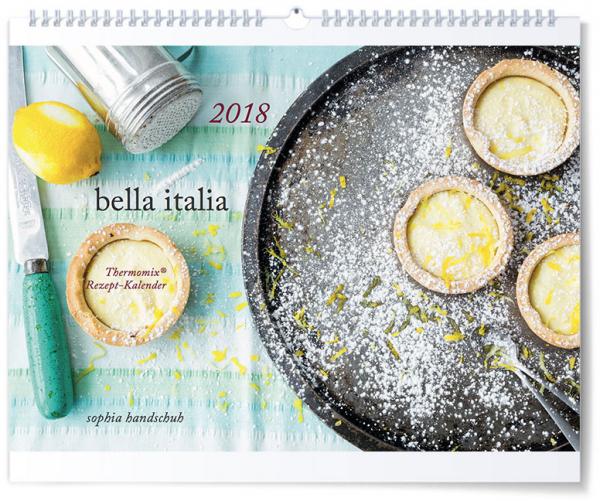 """bella Italia"""" – Kalender 2018 für Thermomix®"""