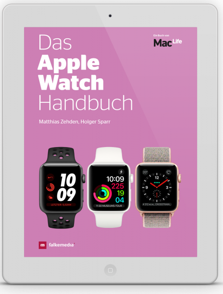 Maclife Apple Watch Handbuch