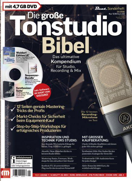 Beat TonstudioBIBEL 01/2016