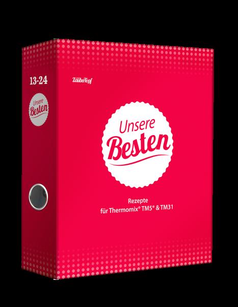 """Sammelordner """"Unsere Besten"""" #2"""