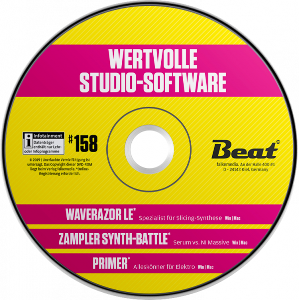 Beat Hef CD
