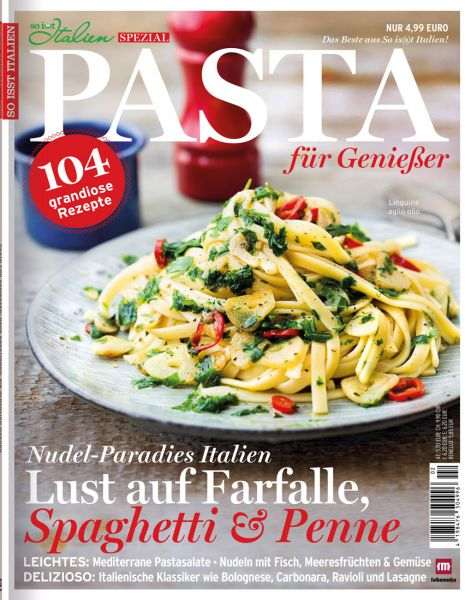 So is(s)t Italien Pasta 02/2017