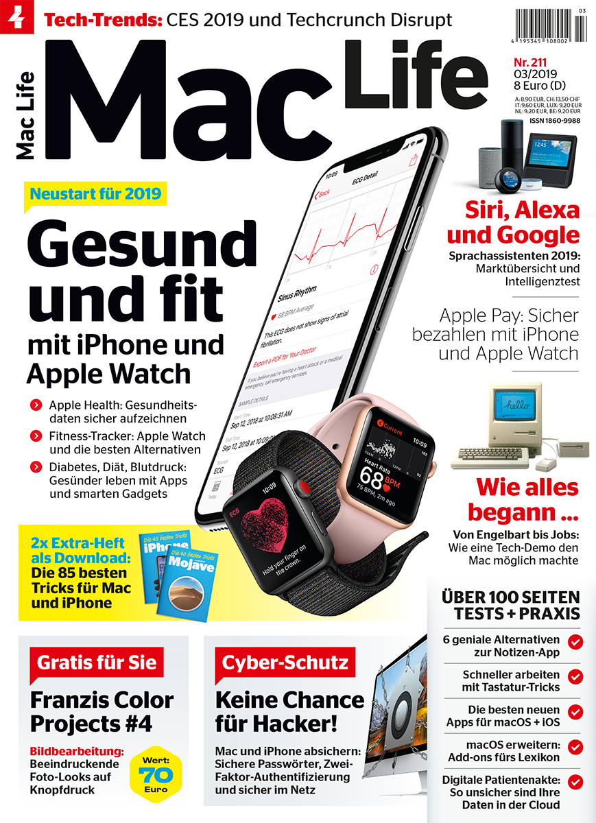 Mac Life 03/2019