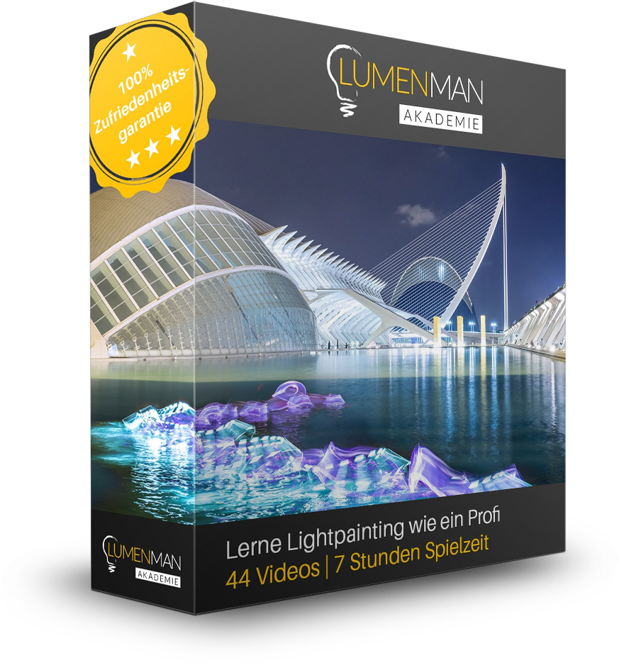 Lumenman Lightpainting Videokurs